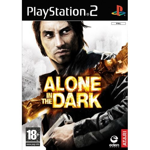 Joc consola Atari Alone in the Dark PS2 (ATA-PS2-ALONEITD)