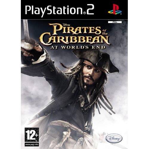 Joc consola Disney Pirates of the Caribbean: At World's End PS2 (BVG-PS2-PIRATES3)