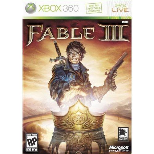 Joc consola MICROSOFT X-360 Fable III (LZD-00014)