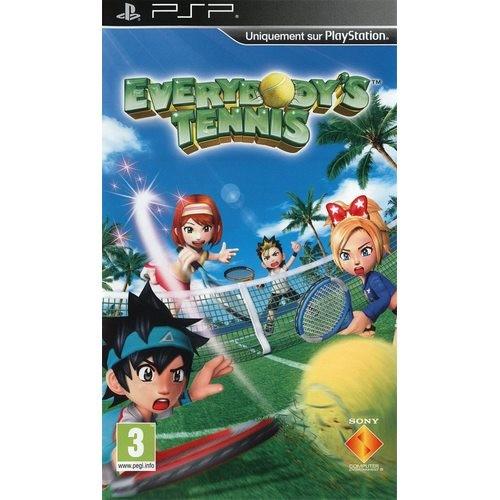 Joc consola SONY EVERYBODY'S TENNIS pentru PSP (UCES-01420)