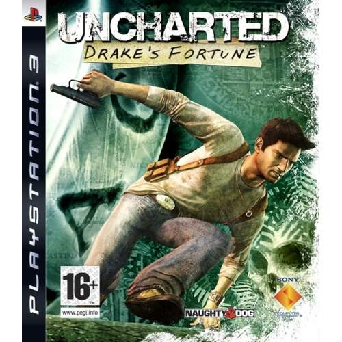 Joc consola SONY UNCHARTED: DRAKE'S FORTUNE pentru PS3 (BCES-00065/P)