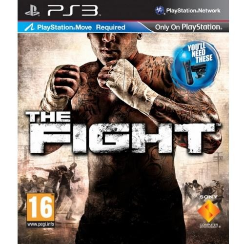 Joc consola SONY THE FIGHT pentru PS3 - Playstation MOVE (BCES-00874)