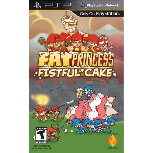 Joc consola SONY FAT PRINCESS pentru PSP (UCES-01312)
