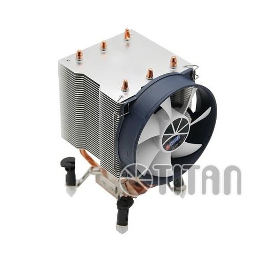 Cooler procesor TITAN 3 Heatpipe cooler  (TTC-NK34TZ/R/V3)