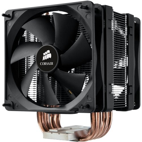 Cooler procesor CORSAIR A70, radiator aluminiu, 2 x ventilator 120 mm (CAFA70)