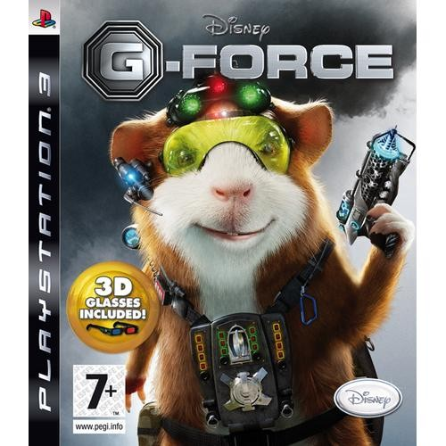 Joc consola Disney  G-Force PS3 (BVG-PS3-GFORCE)