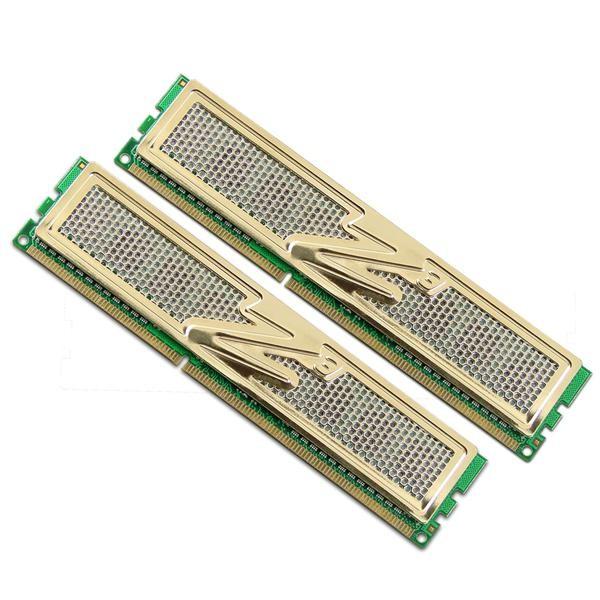 Memorie OCZ  4GB DDR3 Dual Channel  (Kit 2x2GB) 1600MHZ (OCZ_3G1600LV4GK)