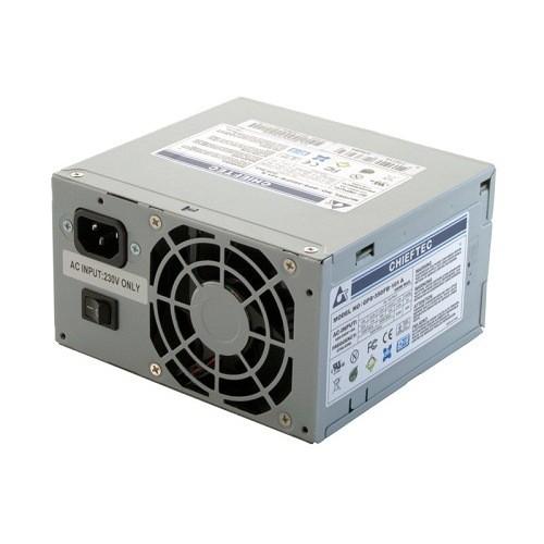 Sursa calculator Chieftec Smart 350W, 8cm Fans, PFC (GPS-350FB-101A-bulk)
