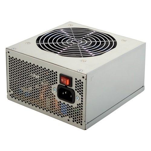 Sursa calculator Chieftec Smart 650W, (ATX-12V 2.3/EPS 12V for Dual CPU), 12cm Fans, PFC (GPS-650AB-A)