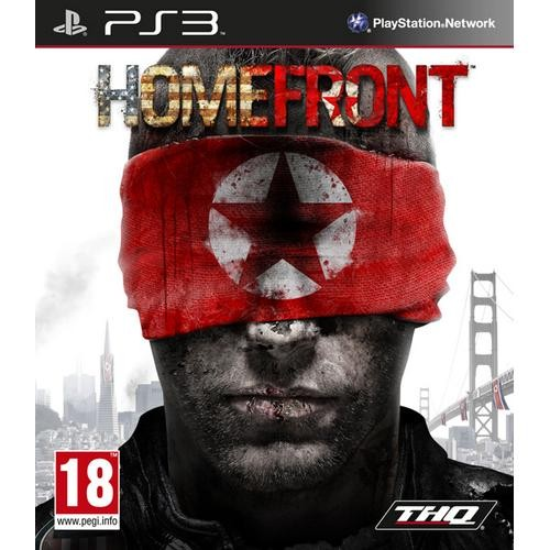 Joc consola THQ  Homefront PS3 (THQ-PS3-HOMEFR)