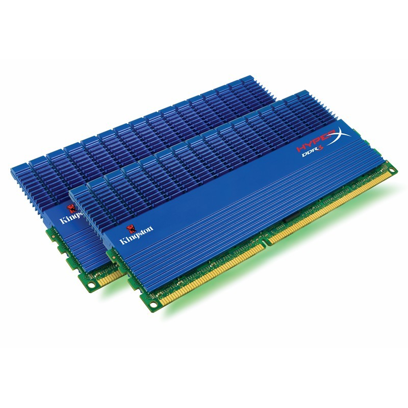 Memorie Kingston  4GB DDR3 2000MHz (Kit of 2) HyperX (KHX2000C9ADTK2/4GX)