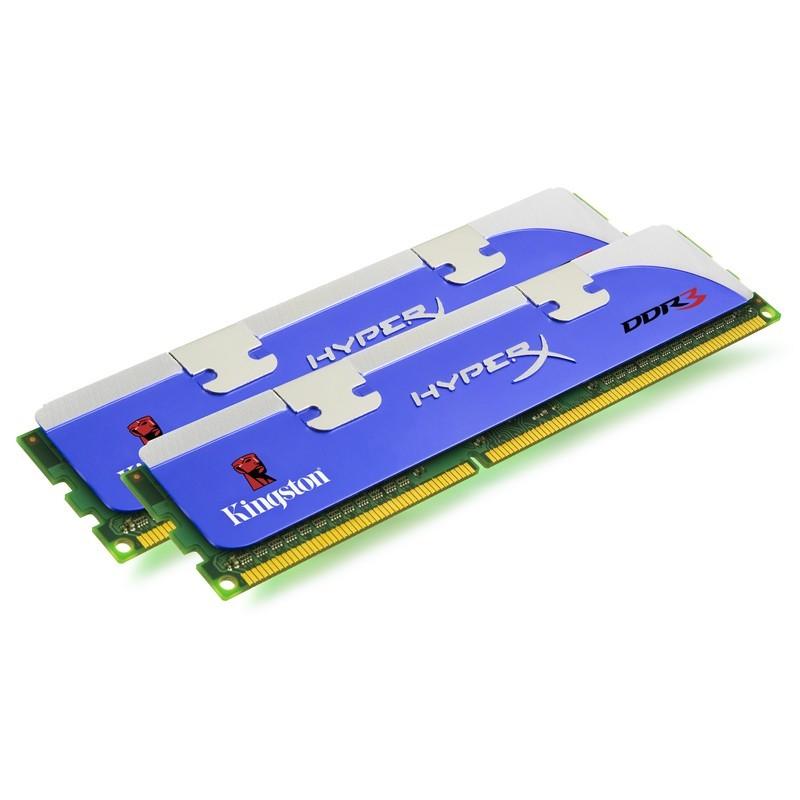 Memorie Kingston  4GB DDR3 1333MHz (Kit of 2) XMP HyperX (KHX1333C7AD3K2/4G)