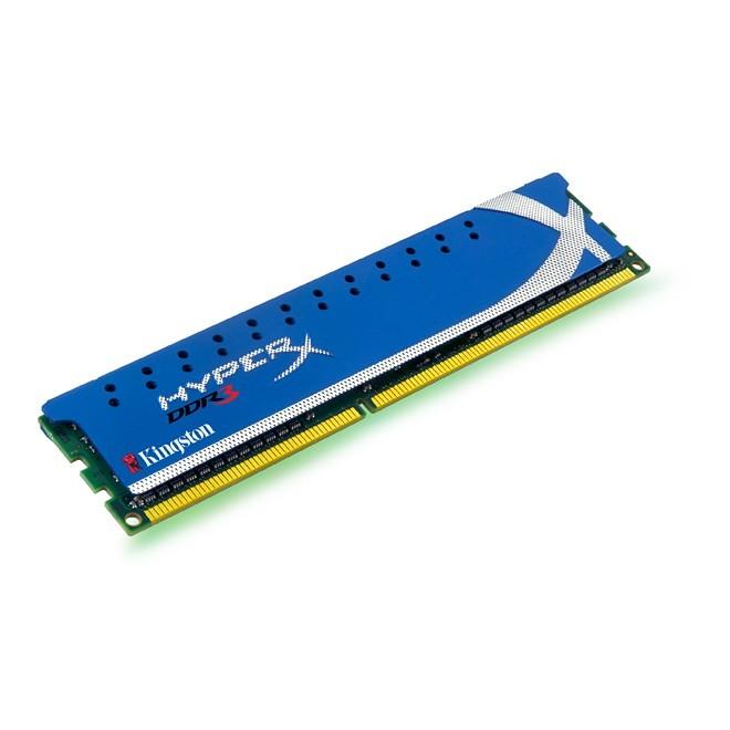 Memorie Kingston  4GB DDR3 1333MHz (Kit of 2) HyperX (KHX1333C7AD3/4G)