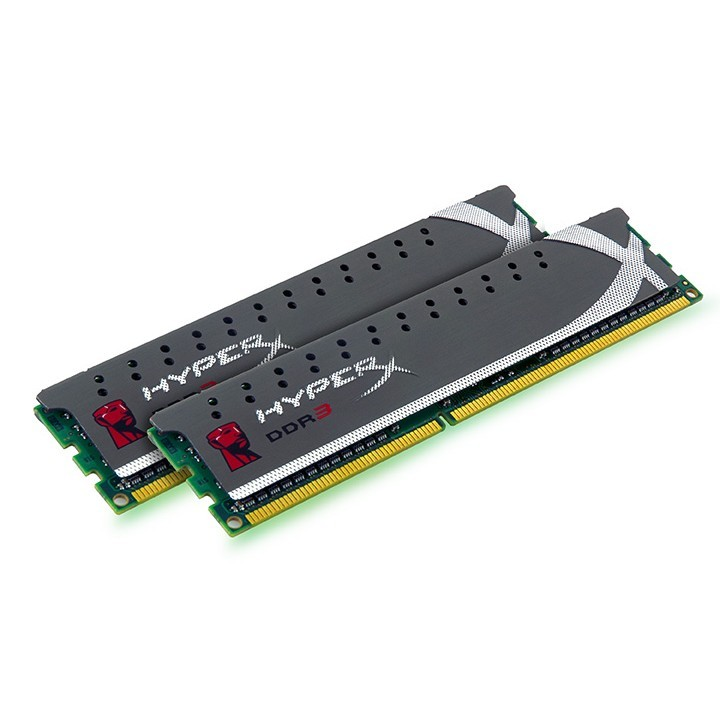 Memorie Kingston  4GB DDR3 1600MHz (Kit of 2) XMP (KHX1600C9D3X2K2/4GX)