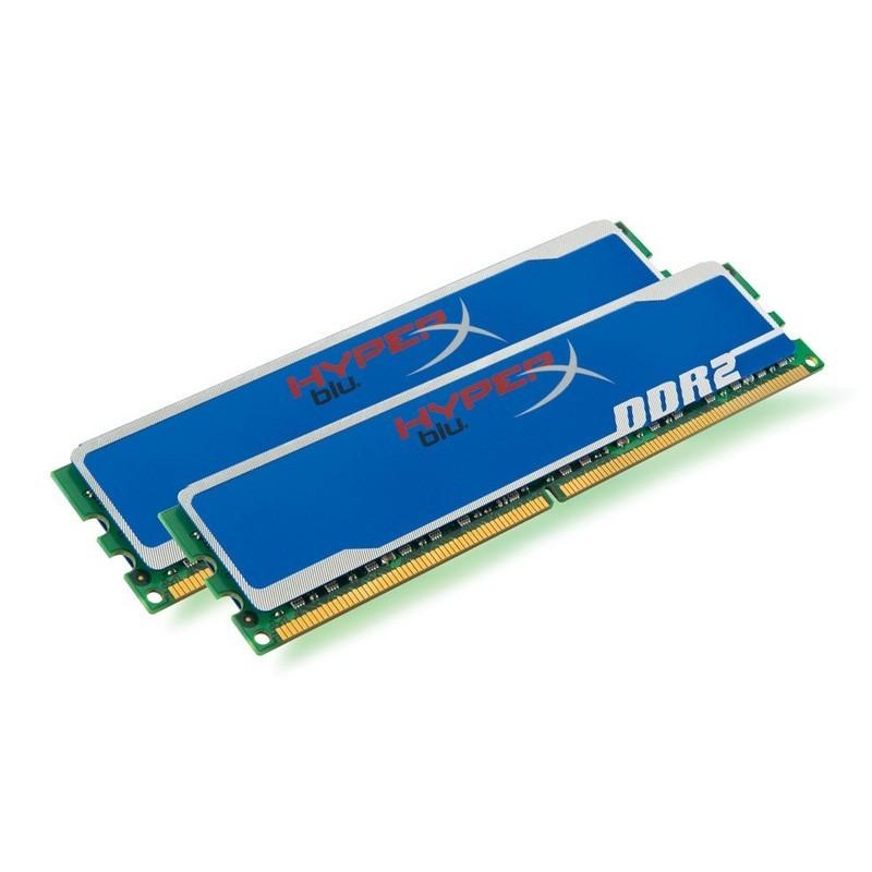 Memorie Kingston  4GB DDR2 1066Mhz (Kit of 2) HyperX (KHX8500D2K2/4G)