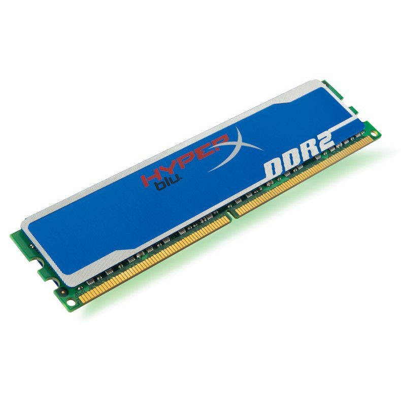 Memorie Kingston  2GB DDR2 800MHz (KHX6400D2B1/2G)