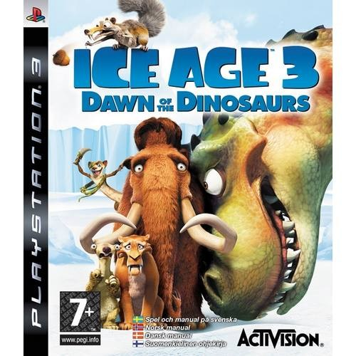 Joc consola Activision  Ice Age 3: Dawn of the Dinosaurs PS3 (ENX-PS3-ICEAGE3)