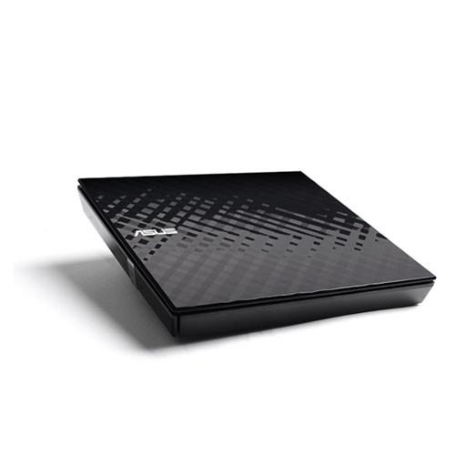 Unitate optica ASUS DVDRW 8x - Exernal Slim, Elegant Design, negru, Retail  (SDRW-08D2S-U/B)