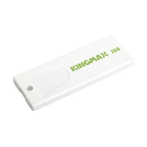 USB flash drive KINGMAX SuperStick Mini  2GB USB 2.0 - alb (KM-SS2G)