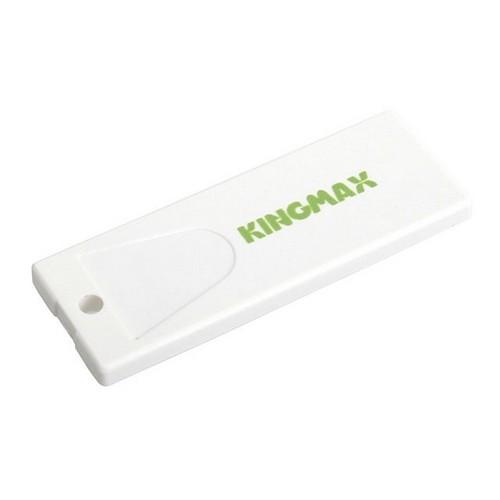 USB flash drive KINGMAX SuperStick Mini  8GB USB 2.0 - alb (KM-SS8G)