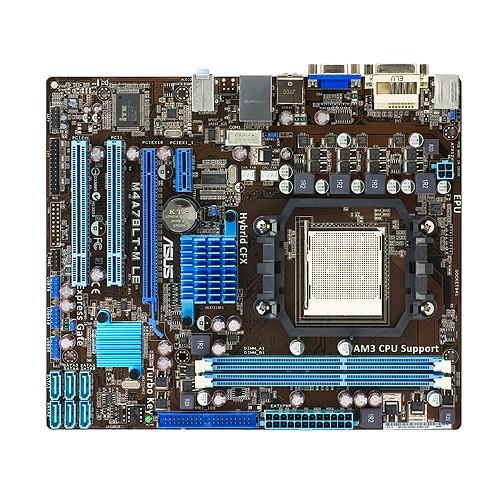 Placa de baza ASUS M4A78LT-M-LE AMD 760G(780L)/SB710, Socket AM3
