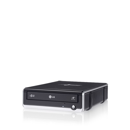 Unitate optica LG DVD+/-RW, 20× Super multi Lightscribe, extern, retail, USB 2.0 (GE20LU11)