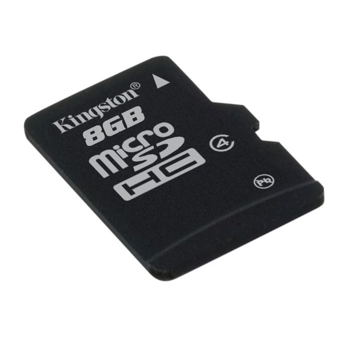 Memorie flash card Kingston SDC4/8GB 8GB microSDHC Class 4