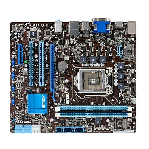 Placa de baza ASUS P8H67-M/LE INTEL H67 Express, socket 1155