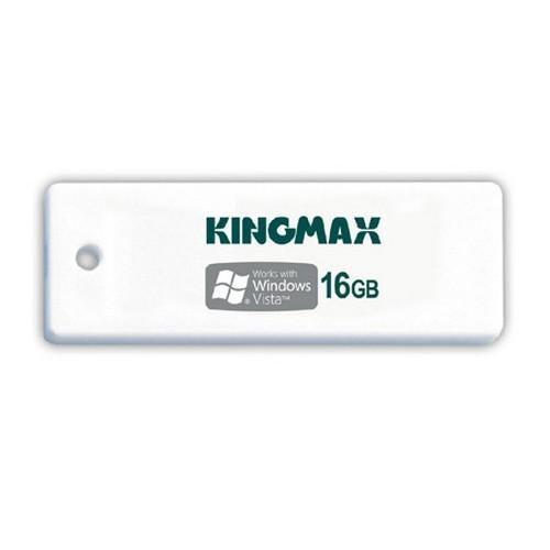 USB flash drive KINGMAX SuperStick Mini  16GB USB 2.0 - alb (KM-SS16G)