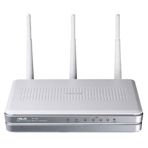 ASUS Wireless Router 802.11n 300 Mbps (RT-N16)