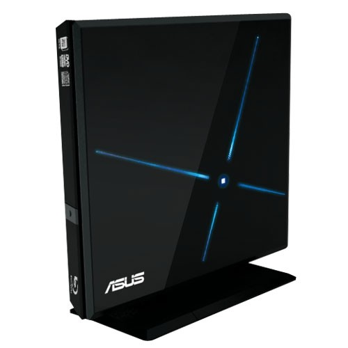 Unitate optica ASUS Blu-ray Combo extern slim retail USB2.0 (SBC-06D1S-U/B)
