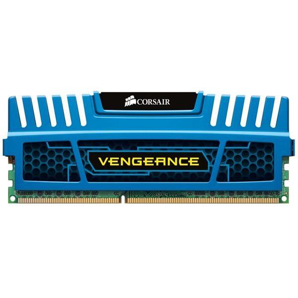 Memorie CORSAIR  8GB DDR3 1600MHz (Kit 2×4) radiator Vengeance (CMZ8GX3M2A1600C9B)