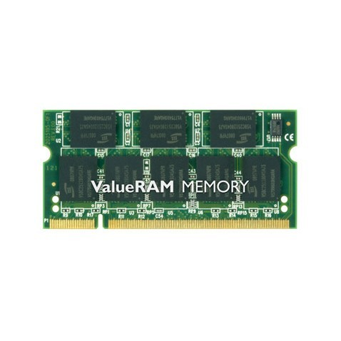 Memorie Kingston  1GB 400Mhz DDR SODIMM (KVR400X64SC3A/1G)