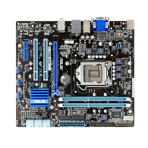 Placa de baza ASUS P7H55-M/LX INTEL H55, socket 1156