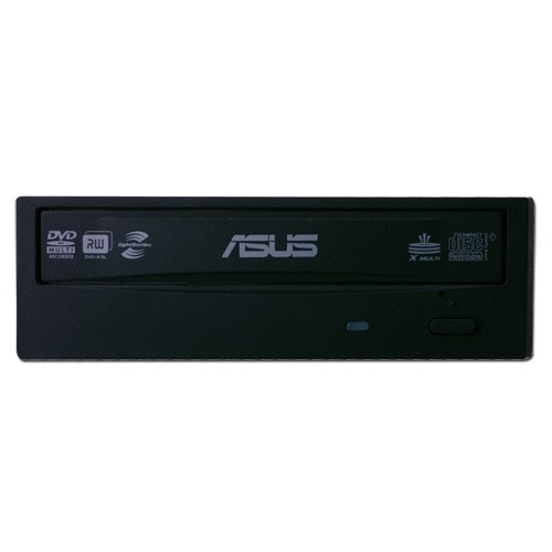 Unitate optica ASUS 24xDVDRW Lightscribe negru Sata Retail (DRW-24B3LT-B)