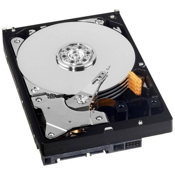 Hard-disk Western Digital  2TB Caviar Green, 5400rpm, 64MB, SATA2 (WD20EARS)