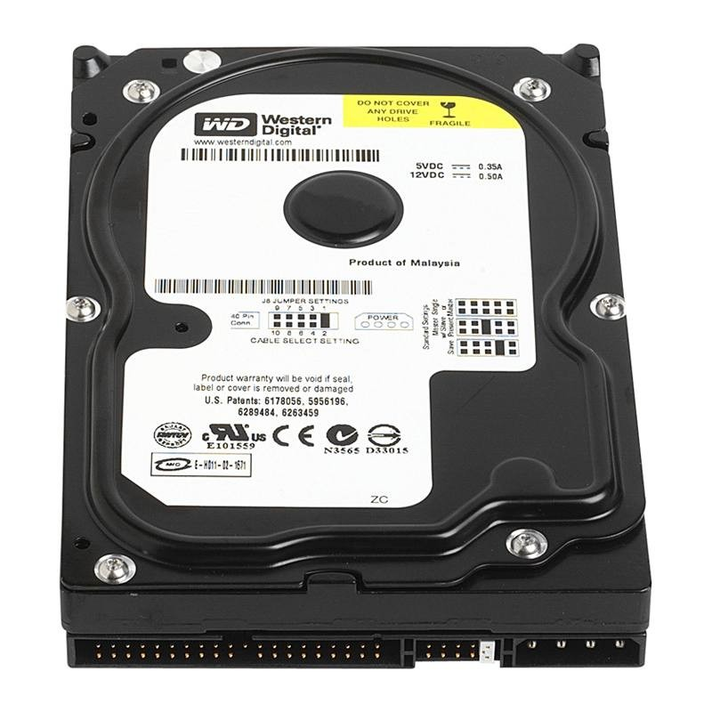 Hard-disk Western Digital  160GB Caviar Blue, 7200rpm, 8MB, EIDE (WD1600AAJB)