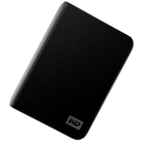 HDD extern WD 500GB, My Passport Essential 2.5 inch, 5400rpm, 8MB, USB 3.0, negru (WDBACY5000ABK)
