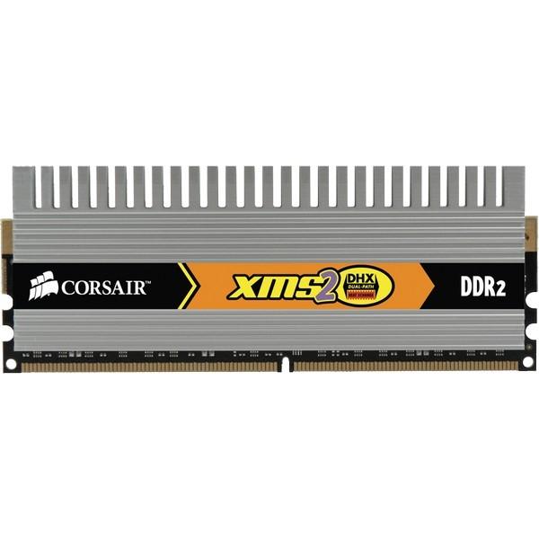 Memorie CORSAIR  4GB DDR2 800MHz (Kit 2×1) (TWIN2X4096-6400C5DHX)