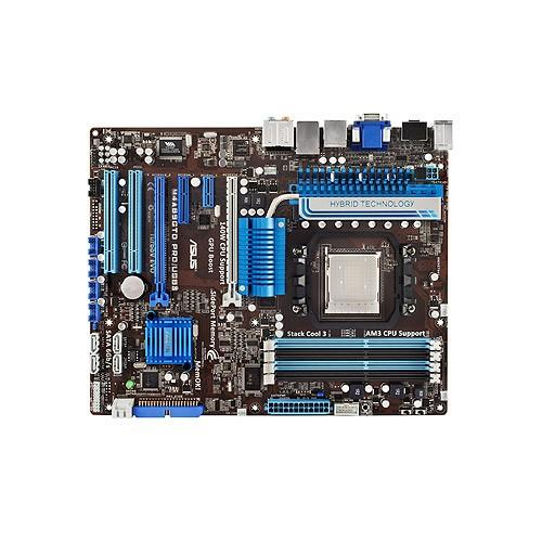 Placa de baza ASUS M4A89GTD-PRO/USB3 AMD 890GX/SB850, socket AM3