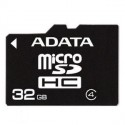 Memorie flash card ADATA AUSDH32GCL4-RA1 32GB Secure Digital microSDHC Class 4