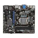Placa de baza MSI H61MU-E35 (B3) Intel H61, socket 1155