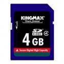 Memorie flash card KINGMAX KM-SD4/4G 4GB Secure Digital SDHC Class 4