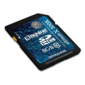 Memorie flash card Kingston SD10G2/8GB 8GB SDHC, Class 10