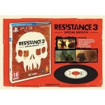 Joc consola Sony RESISTANCE 3 - Special Edition pentru PS3 - Modern First-Person Shooter (BCES-01118)