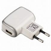 Hama Incarcator USB, cu pin special pentru Apple iPhone, iPhone 3G, iPhone 4/4S (Hama-89482)