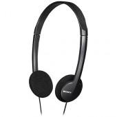 Casca HiFi Sony MDR-110LP, cu banda peste cap, difuzor 30mm, negru (MDR110LP.CE7)