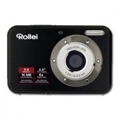 Aparat foto digital Rollei Compactline 52, 5MP, zoom optic 8×, video HD, smile detect (Rollei_10017)