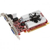 Placa video MSI Nvidia GeForce GTS520 1024MB DDR3, 64bit, PCI-EX (N520GT-MD1GD3/LP)