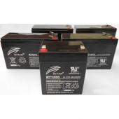 Acumulator etanş VRLA 12V 5Ah pentru UPS-uri (12V5A)